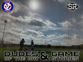 Dudes of the Day/Game Stories: Five Tool Texas DFW Fall Showdown (Saturday, September 21)