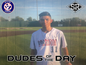 Jayden Martinez, Dude of the Day, September 22, 2019