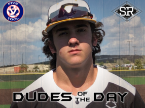 Dylan Bryant, Dude of the Day, September 28, 2019