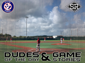 Dudes of the Day/Game Stories: Five Tool Texas Houston Fall Showdown (Sunday, September 22)
