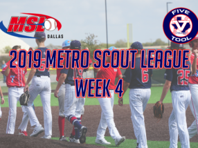 Recapping 2019 Metro Scout League Week 4