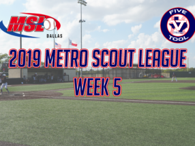 Recapping 2019 Metro Scout League Week 5