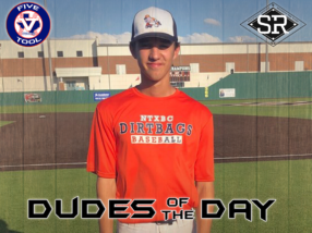 Nolan Givens, Dude of the Day, September 29, 2019