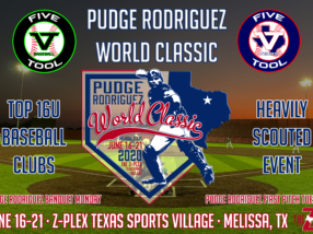 2020 Pudge Rodriguez World Classic at Melissa