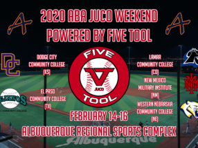 2020 ABA JUCO Weekend Powered by Five Tool