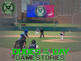 Dudes of the Day/Game Stories: Five Tool Oklahoma Regional (Thursday, June 4)