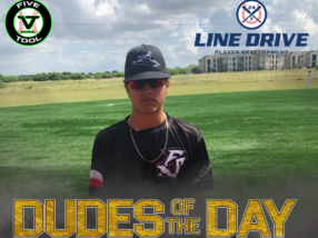 Alexander Rodriguez, Dude of the Day, June 20, 2020