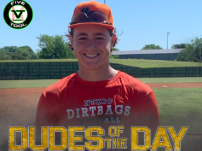 Zach Abell, Dude of the Day, June 5, 2020