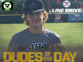 Josh Bass, Dude of the Day, June 26, 2020