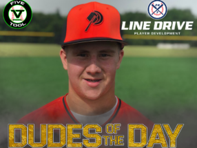 Hunter Condon, Dude of the Day, June 27, 2020