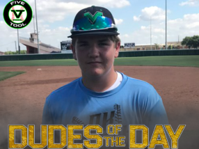 Daxton Joyce, Dude of the Day, June 7, 2020