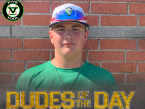 Gage Gilchrist, Dude of the Day, June 4, 2020