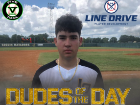 Donovan Gamez, Dude of the Day, June 19, 2020