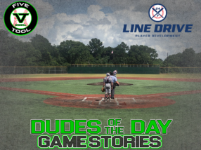 24 7 Line Drive Dudes of the Day/Game Stories: Five Tool Texas Houston Regional (Sunday, June 21)