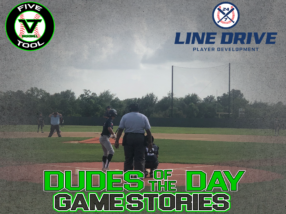 24 7 Line Drive Dudes of the Day/Game Stories: Five Tool Texas Houston (Saturday, June 27)