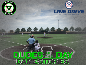 24 7 Line Drive Dudes of the Day/Game Stories: Five Tool Texas Houston (Sunday, June 28)