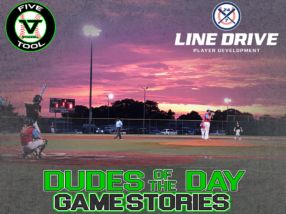 24 7 Line Drive Dudes of the Day/Game Stories: Five Tool Texas Houston (Thursday, June 25)