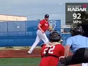 Kaden Dydalewicz, 90 Club, June 15, 2020 (94 MPH)