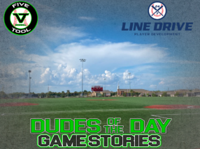 24 7 Line Drive Dudes of the Day/Game Stories: Five Tool Midwest Route 66 Championships/Chad Wolfe Classic (Sunday, June 21)