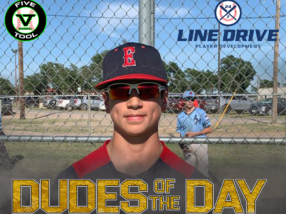 Jordan Fernandez, Dude of the Day, June 25, 2020