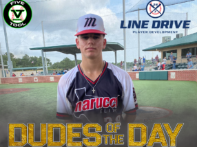 Landon Hunt, Dude of the Day, June 27, 2020