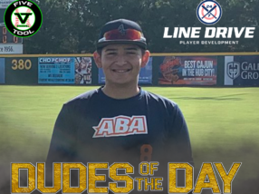 Robbie Nunez, Dude of the Day, June 25, 2020