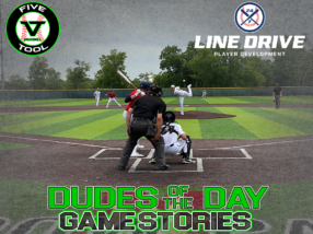 24 7 Line Drive Dudes of the Day/Game Stories: Five Tool Texas Summer Showdown (Sunday, June 28)