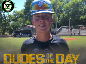 Brody Sprinkle, Dude of the Day, June 5, 2020