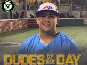 Nick Olivarez, Dude of the Day, June 12, 2020