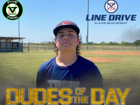 Taylor Pritchett, Dude of the Day, June 18, 2020