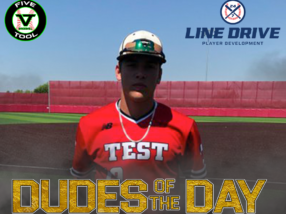 Dylan Domel, Dude of the Day, June 17, 2020