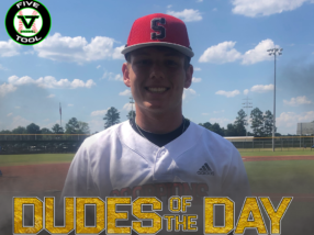 Steele Bardwell, Dude of the Day, June 14, 2020