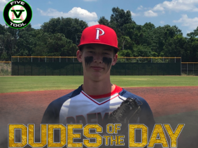 Weston Moss, Dude of the Day, June 14, 2020