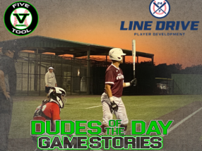 24 7 Line Drive Dudes of the Day/Game Stories: Pudge Rodriguez World Classic (Wednesday, June 17)