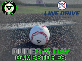 24 7 Line Drive Dudes of the Day/Game Stories: Pudge Rodriguez World Classic (Tuesday, June 16)