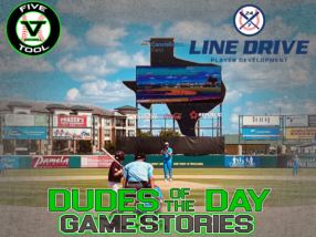 24 7 Line Drive Dudes of the Day/Game Stories: Five Tool Texas Houston Regional (Thursday, June 18)