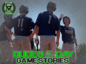 Dudes of the Day/Game Stories: Five Tool Oklahoma Regional (Friday, June 5)
