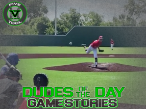 Dudes of the Day/Game Stories: Five Tool Oklahoma Regional (Sunday, June 7)