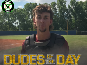 Nate Windle, Dudes of the Day, June 7, 2020
