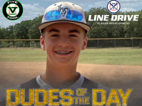 Luke Alley, Dude of the Day, July 18, 2020