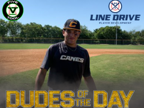 Mason Arispe, Dude of the Day, July 11, 2020