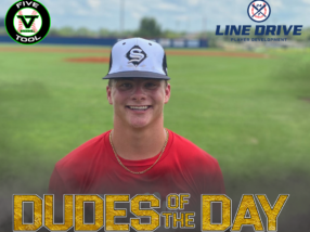 Spencer Boles, Dude of the Day, July 30, 2020