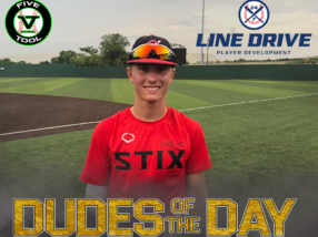 Cooper Schneider, Dude of the Day, July 2, 2020