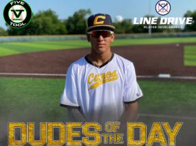 Josh Zapata, Dude of the Day, July 8, 2020