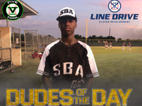 Zion Stephens, Dude of the Day, July 17, 2020