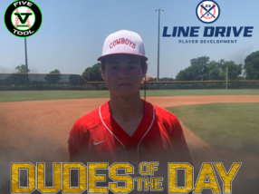 Ashton Durham, Dude of the Day, July 9, 2020