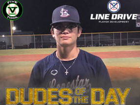 Dylan Raines, Dude of the Day, July 23, 2020