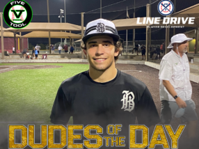 Alec Grossman, Dude of the Day, July 7, 2020