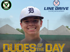 Cooper Hornback, Dude of the Day, July 16, 2020