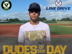 Javy Rosales, Dude of the Day, July 26, 2020